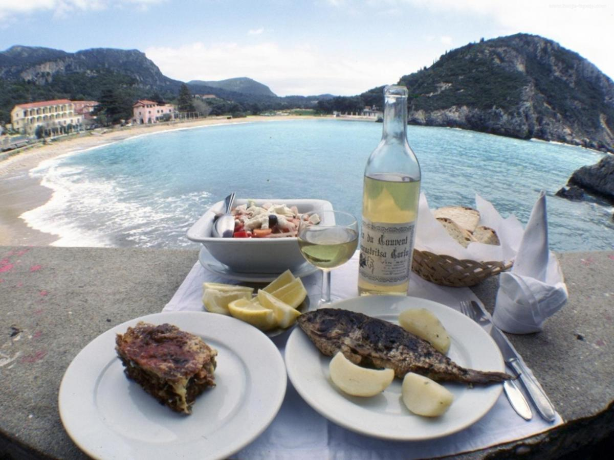 climate and food of greece